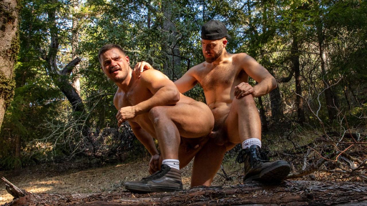 Backwoods Barebackers